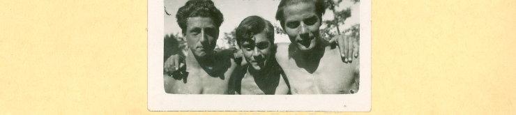 Volunteers and friends - Lagarde 1931